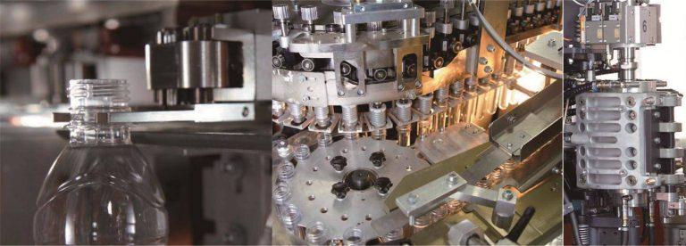 مشروع تحويل آلة نفخ القوالب