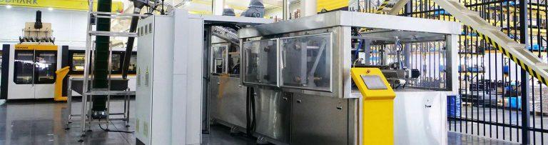 آلة نفخ الزجاجة سلسلة SFL-PP